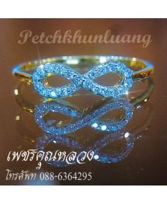 แหวนเพชรอินฟินิตี้..แหวนหมั้น..แหวนแต่งงาน..ของขวัญ..ของฝาก..เพชรคัดน้ำงามเล่นไฟดีสุดสุดค่ะ**