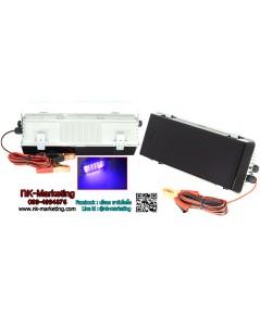 โคมไฟล่อแมลง LED 12v 15w NT (ชนิดขายู)