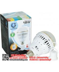 หลอดไฟฉุกเฉิน LED 18w IWACHI มอก. แสงสีขาว (GE-0018)