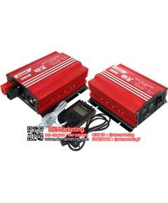 กริดไทล์อินเวอร์เตอร์ 24v 1000w SUOER (GTI-D1000B) แบบมีรีโมทคอนโทรล