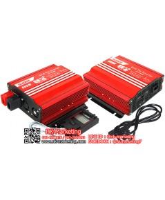 กริดไทล์อินเวอร์เตอร์ 24v 600w SUOER (GTI-D600B) แบบมีรีโมทคอนโทรล