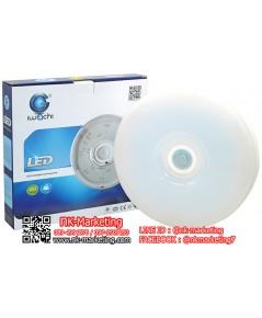 โคมลอยเซ็นเซอร์ LED 12w IWACHI แสงสีขาว (GD-LP3)