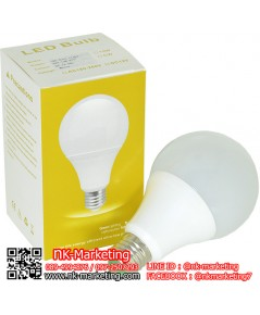 หลอดไฟ LED 12v-24v 10w SMD แสงสีขาว