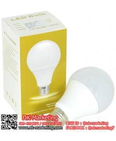 หลอดไฟ LED 12v-24v 7w SMD แสงวอร์มไวท์