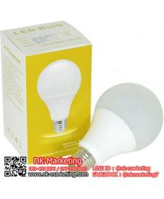 หลอดไฟ LED 12v-24v 10w SMD แสงวอร์มไวท์