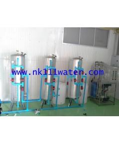 ชุดติดตั้งโรงผลิตน้ำดื่มอาร์โอ RO. 12000 ลิตรต่อวัน (ติดตั้งทั้งระบบ)
