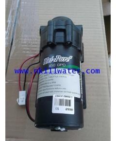 ปั๊มอัดเมมเบรน (Pump) ยี่ห้อยูนิเพียว ขนาด 450 GPD