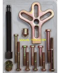 ดูดจานไฟ แบบ ใช้น็อต 3 ตัว (KNV)(รุ่นชุบแข็ง)(เครื่องมือซ่อมรถมอเตอร์ไซค์)