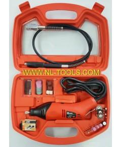 เจียรไฟฟ้า,เจียรนัยไฟฟ้าสายอ่อน ฟักทอง จับแกน 3 mm.(PKV)(เจียรไฟฟ้า)(เครื่องมือช่าง)