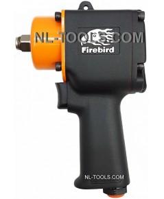 บล็อคลมคอสั้น FIRE BIRD ขนาด1/2 นิ้วหรือ4หุน รุ่นFB-1434ไต้หวัน(KKTV) (บล็อคลม)(เครื่องมือช่าง)