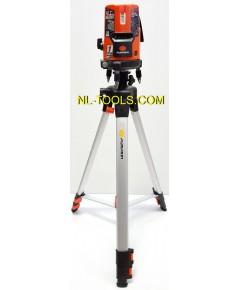 ระดับน้ำเลเซอร์แสงแดง 5 เส้นPUMPKIN PTT-LS5L28250 (ตั้งระดับ)(เครื่องมือช่าง)(๋KMW)