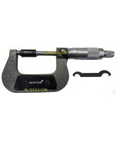 ไมโครมิเตอร์winton 25-50mm(วัดระยะ)(เครื่องมือช่าง)(KIV)