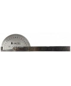 ฉาก วัด องศา 180 องศา(เครื่องมือซ่อมรถมอเตอร์ไซค์)(JVK)
