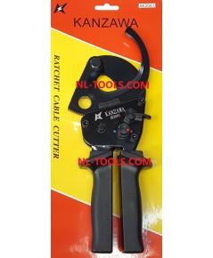 กรรไกรตัดสายเคเบิ้ล  KANZAWA AK2061 ทดแรง(ไต้หวัน)(์KINV)(เครื่องมือช่าง)