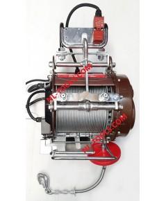 รอกสลิงไฟฟ้าแบบแขวน OKURA รุ่น OWE-4OO  (เครื่องมือช่าง)(DTMV)