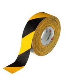 เทปกันลื่น 3M รุ่น 613 สีเหลือง/ดำ ขนาด 2 นิ้ว x 60 ฟุต