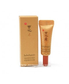 *3ml x 3 หลอด* Tester : SULWHASOO Concentrated Ginseng Renewing Eye Cream EX