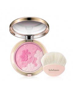 Pre-order ลด 35 เปอร์ : SULWHASOO Radiance Blusher 10g. ~ no.1 Pink Harmony