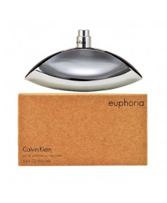 *Pre-order..ราคาพิเศษ* CK Calvin Kiein Euphoria 100ml. EDP Tester กล่องน้ำตาล