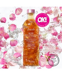 Pre-order : Fresh ROSE DEEP HYDRATION FACIAL TONER 250ml.