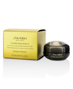 Pre-order : ลด 40 เปอร์ Shiseido Future Solution LX Eye and Lip Contour Regenerating Cream 17ml.