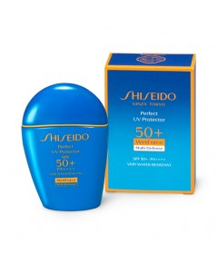 *พร้อมส่ง* Shiseido Perfect UV Protector SPF50+ PA++++ WetForce Multi Defense 50ml.