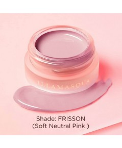 Pre-order : Illamasqua Colour Veil 4.5ml. ~ FRISSON (Soft Neutral Pink)