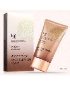 Pre-order : Welcos No Makeup Face Blemish Balm SPF30 PA++ Whitening 50ml.