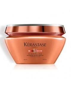 *พร้อมส่ง* -25 Kerastase Discipline Masque Oleo-Relax 200ml.