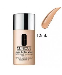 Tester : Clinique Even Better Glow Light Reflecting Makeup SPF 15/PA++ 12ml. ~ no.61 Ivory