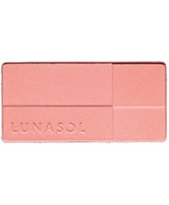 *พร้อมส่ง* ลด 70 เปอร์ : LUNASOL Coloring Sheer Cheeks Refill ~ 01 Light Coral Pink (NO BOX)