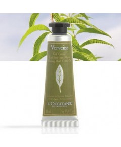 Tester : L\'occitane VERBENA HAND CREAM 10ml.