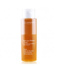 Pre-order : Clarins Tonic Bath and Shower Concentrate 200ml. NO BOX