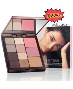 *ลด 50 เปอร์* Limited Edition! Laura Mercier Essentials Eye and Cheek Palette