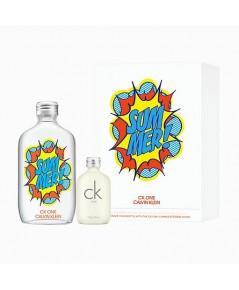 Pre-order : Calvin Klein CK One Summer 2019 Gift Set