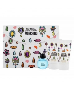 Tester : Moschino So Real Cheap and Chic Box Set