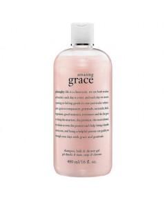 Pre-order : Philosophy Amazing Grace Shampoo, Bath and Shower Gel 16oz/480ml