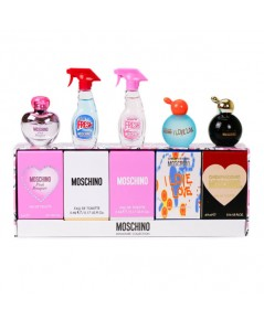 Pre-order : Moschino Miniature Collection
