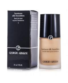 Pre-order : GIORGIO ARMANI Luminous Silk Foundation 30ml. ~ no.4