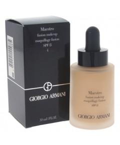Pre-order : GIORGIO ARMANI Maestro Fusion Foundation SPF15 30ml. ~ no.4