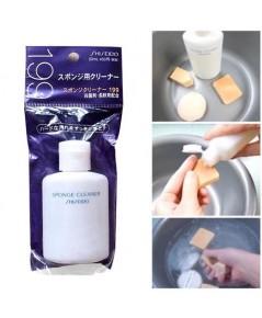 *พร้อมส่ง* Shiseido Sponge Cleaner 50ml.