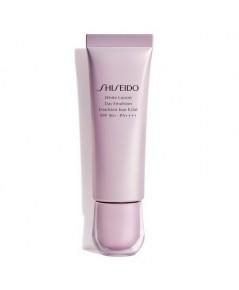 Pre-order : -40 Shiseido White Lucent Brightening Day Emulsion SPF50+ PA++++ 50ml.