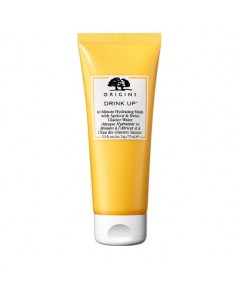 Pre-order : ORIGINS Drink Up 10 Minute Hydrating Mask with Apricot and Swiss Glacier Water 75ml.