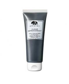 Pre-order : ORIGINS Clear Improvement® Active Charcoal Mask To Clear Pores 75ml.