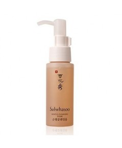 Tester : SULWHASOO Gentle Cleansing Foam 50ml.