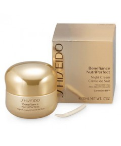 Pre-order : -40 Shiseido BENEFIANCE  Nutriperfect Night Cream 50ml.