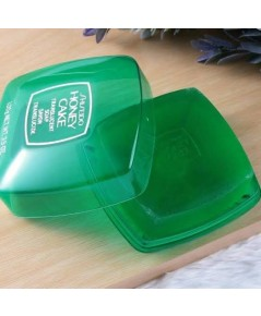*พร้อมส่ง* Shiseido Honey Cake Translucent Soap 100g. พร้อมกล่องใส่สบู่