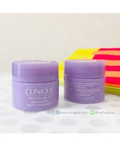 Tester : Clinique Take The Day Off Cleansing Balm 15ml.