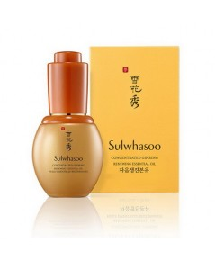 Pre-order *ลด 50 เปอร์* SULWHASOO Concentrated Ginseng Renewing Facial Oil 20ml.