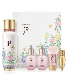 Pre-order : -40 The history of Whoo  Bichup First Care Moisture Anti-Aging Essence Special Set